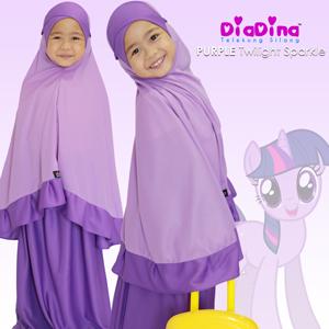 telekung-kanak-diadina-purple-twilight-sparkle-1